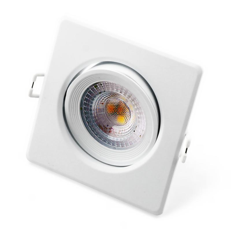 Oczko wpuszczane sufitowe LED Downlight 7W IP20 RAD 25 S