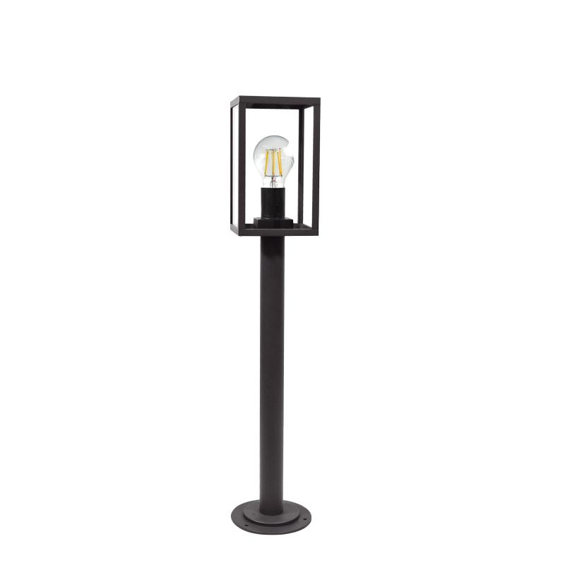 Stojąca lampa ogrodowa słupek 68 cm IP44 1xE27